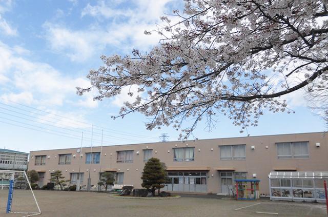学校外観(北小)