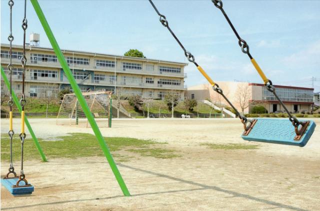 学校外観(南小)