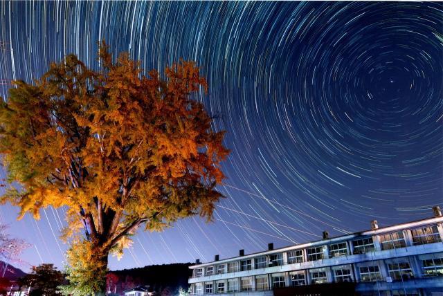 星空の校舎