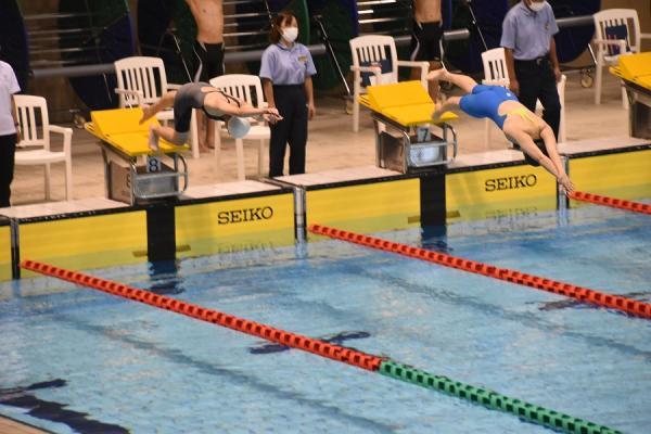 県総体水泳4