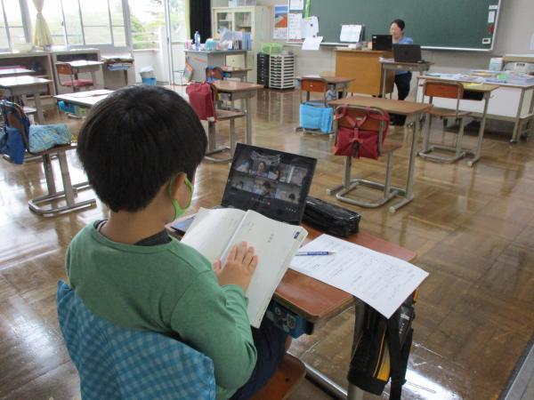 オンラインで国語の学習