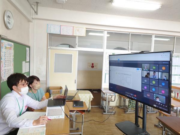 第6学年 オンライン学習