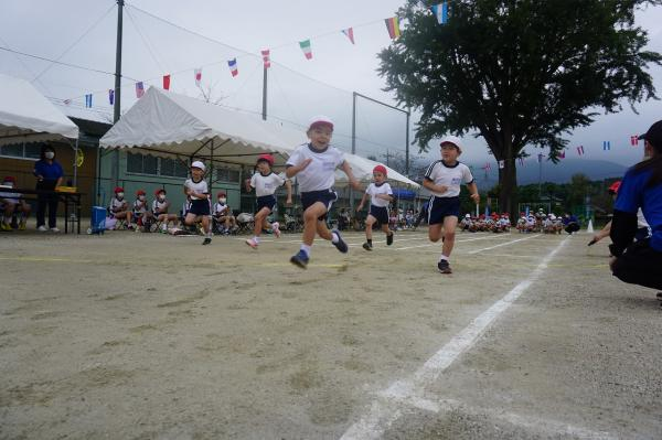 低学年徒競走